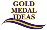 gold medal ideas logo at PCBoard.ca for Hamvention