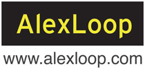 AlexLoop Logo on PCBoard.ca