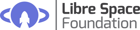 Libre Space Foundation Logo at PCBoard.ca