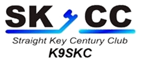 Straight Key Century Club Logo at www.PCBoard.ca