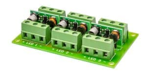 High Power LED Driver Board For 1 or 3 Watt LEDs