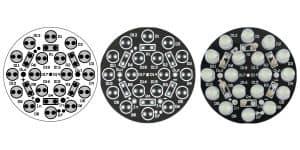 LED Spotlight Junior Holds 18-LEDs