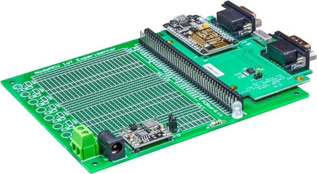 NodeMCU IoT Experimenter Board